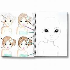 Ausmalbilder Topmodel Gesicht Topmodel Gesicht Zum Ausmalen Malvorlagen