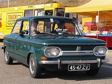 Nsu 1000 The Prinz Was Dropped From The Name In 1967