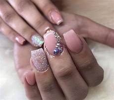 acrylic full set 50 long square nails in 2020 long