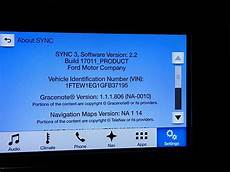 ford sync 3 update ford f150 forum community of ford