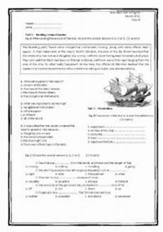 2 worksheets for high school 18689 test for high school 2 3 various activities 2 pages key esl worksheet by