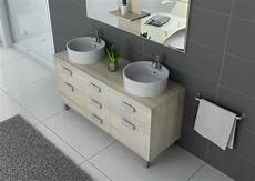 meuble de salle de bain 2 vasques sur pieds meuble 2