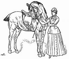 dressage coloring pages sketch coloring page