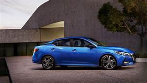 All New 2020 Nissan Sentra Is Larger And More Comfortable