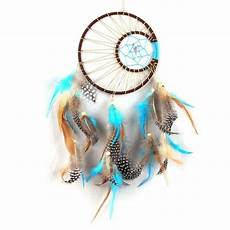 attrape reve fabrication crescent moon dreamcatcher feather catcher big