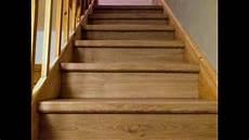 laminate flooring on stairs stair renovation idea