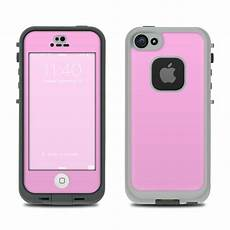 lifeproof iphone 5s fre skin solid state pink by
