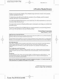free car manuals to download 2007 mazda cx 7 interior lighting 2007 mazda cx 9 owners manual