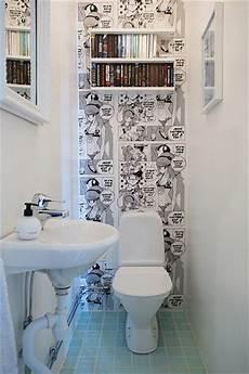 papier peint toilettes inspiration d 233 co pour les petits coins cocon d 233 co