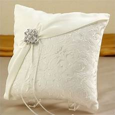 pillow made from wedding