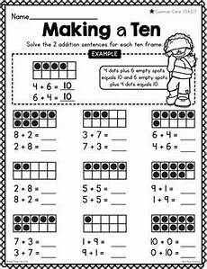 addition worksheets with pictures for grade 1 9590 differentiated grade addition to 10 worksheets by bite size teaching
