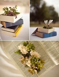 oklahoma diy wedding for book lovers