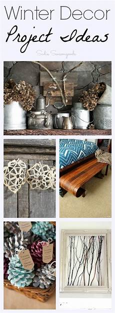 Decorating Ideas For January And February by Need Some Diy Winter Decor Project Ideas Look No Further