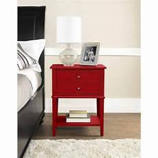 accent table side end nightstand furniture with 2