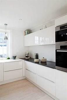 cuisine blanche laquée 53 variantes pour les cuisines blanches home cuisine