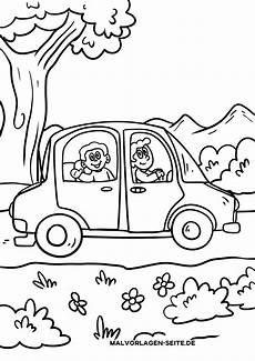 malvorlage auto kostenlose ausmalbilder