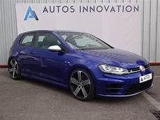 golf 7 r occasion volkswagen golf 7 r 2l tsi 300 4motion v 233 hicule d