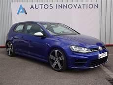 Volkswagen Golf 7 R 2l Tsi 300 4motion V 233 Hicule D