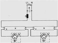 schaltplan leuchtstoffle starter wiring diagram