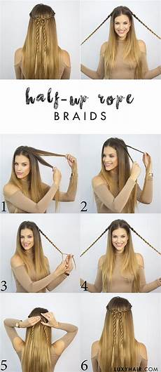 6 heatless back to school hairstyles luxy hair
