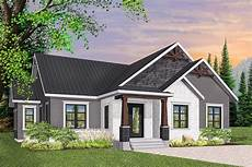 ranch craftsman house plans 3 bed modern craftsman ranch home plan 22475dr
