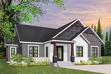 ranch craftsman house plans 3 bed modern craftsman ranch home plan 22475dr