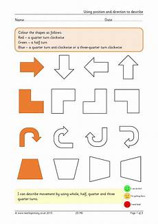 directions worksheets ks1 11570 eyfs ks1 position and direction teachit primary