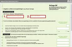 Riesterrente In Der Steuererkl 228 Rung Taxfix