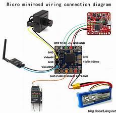 quadcopter wiring diagram guide rcdronegood com
