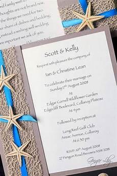 beach wedding invitation diy kit urban starfish teal invite 25 pcs ebay