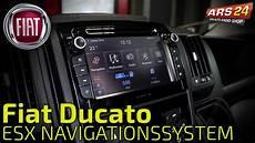 navigation nachr 252 sten im fiat ducato tutorial esx vnc720