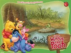 Gambar Lucu Winnie The Pooh Minnie Mouse Hello