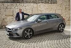 New Mercedes A Class Review The Clever Future Of The
