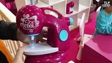 sew cool la machine 224 coudre pour enfant d 233 mo fran 231 ais