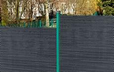 polyrattan sichtschutz polyrattan sichtschutz balkon zaun 3 x 0 75 m gartenfreude