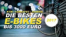 bestes e bike 2017 top 3 die besten e bikes bis 3000
