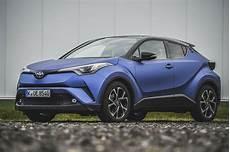 toyota c hr 1 8 hybrid 2017 im alltagstest technische