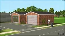 4 Garage Doors by Mod The Sims Rotatable Garage Doors