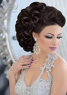 Arab Wedding Hairstyles