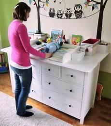 Ikea Hemnes Wickeltisch - die besten 25 wickeltisch ikea ideen auf