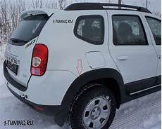 dacia accessoires duster 2010 2015 dacia renault duster protector wide fender