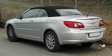 file chrysler sebring cabriolet limited 2 0 crd js