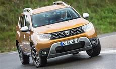 Dacia Duster 2018 Fahrbericht Autozeitung De