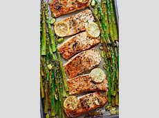 baked salmon recipes with lemon and butter