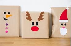 Des Emballages Cadeaux Tout En Papier Kraft Tout En Papier