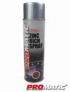 promatic zinc rich primer aerosol spray can paint anti corrosion 500ml zr500 ebay