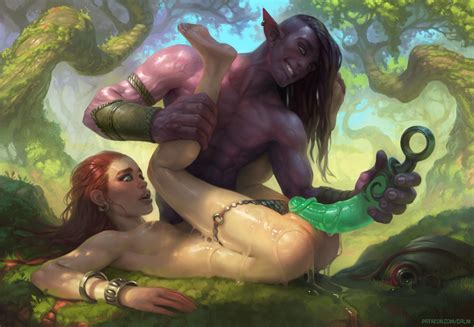 Erotic Fantasy Artists