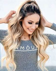 45 easy hairstyles for long thick hair eye makeup hair