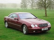 cl 500 coupe mercedes c 215