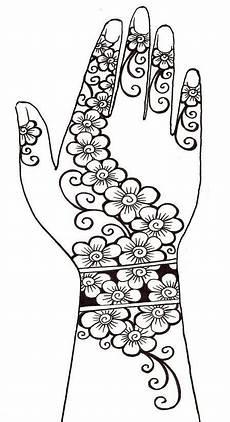 ausmalen als anti stress arabische welt henna tattoos 4